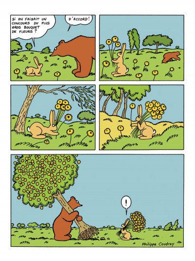 Page 1 L'ours Barnabé intégrale tome 1