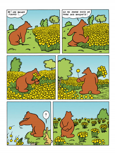 Page 6 L'ours Barnabé intégrale tome 1