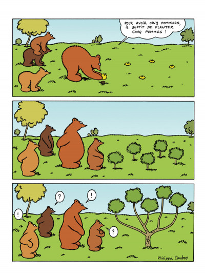 Page 7 L'ours Barnabé intégrale tome 1