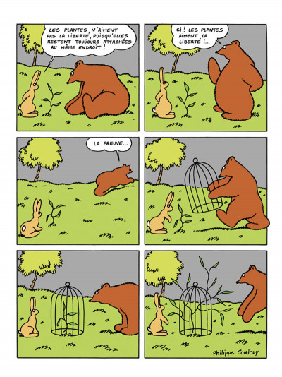 Page 9 L'ours Barnabé intégrale tome 1