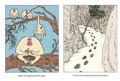 Page 3 les primates nous font marcher
