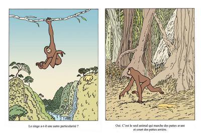 Page 5 les primates nous font marcher