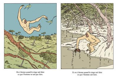 Page 7 les primates nous font marcher