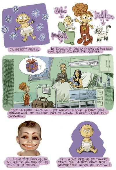 Page 2 je suis pas petite !!! tome 2 - le petit deuxième