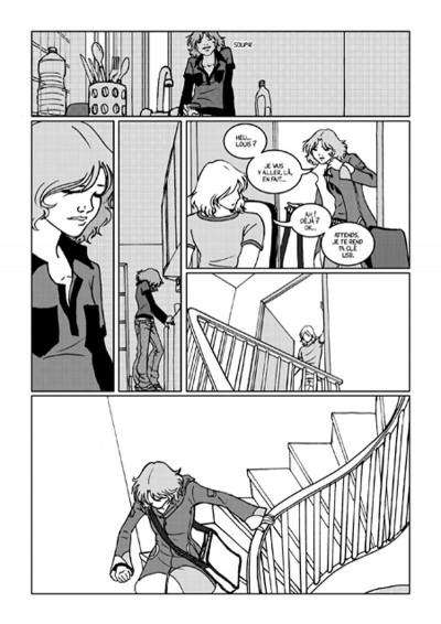 Page 4 l'immeuble d'en face tome 3