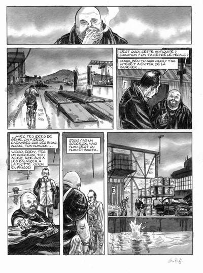 Page 5 braquages et bras cassés