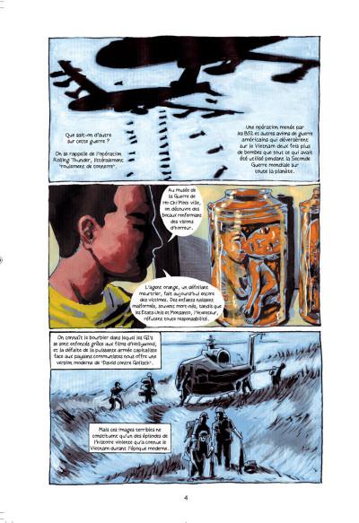 Page 3 Mémoires de viet kieu tome 1 - quitter saigon