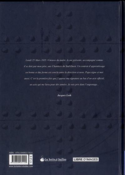 Dos apprenti tome 1 - mémoires d'avant-guerre