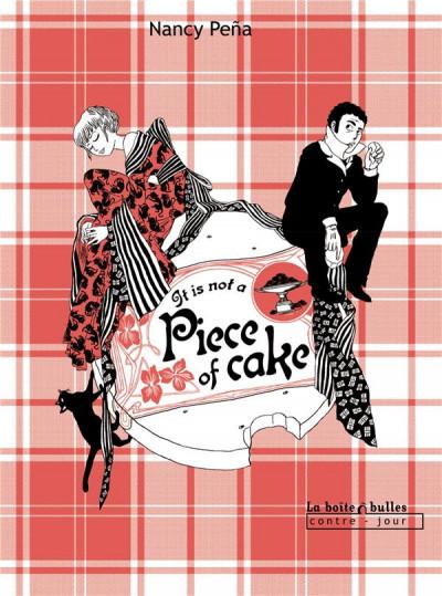 image de le chat du kimono tome 3 - it is not a piece of cake