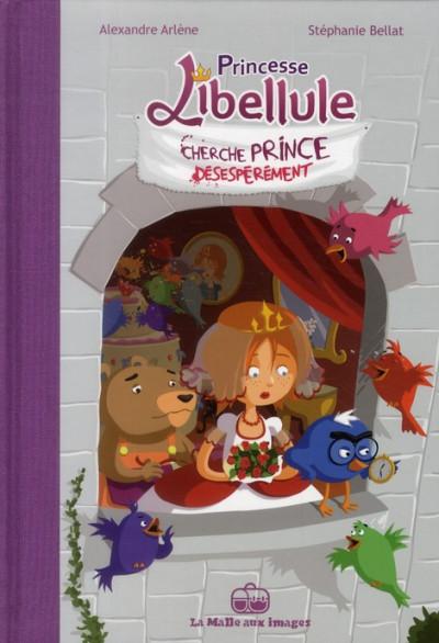 image de princesse Libellule ; cherche prince désespérément