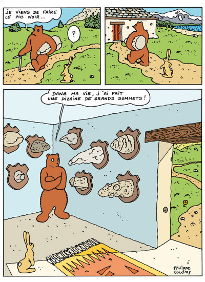 Page 6 l'ours Barnabé tome 13 - encore plus fort !