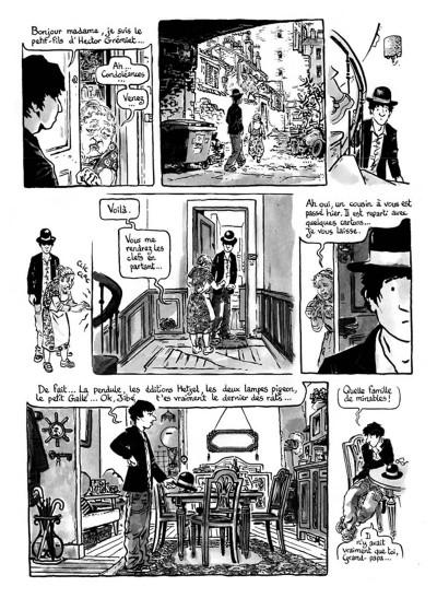 Page 5 intrus à l'étrange