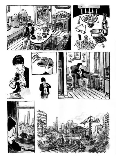 Page 6 intrus à l'étrange