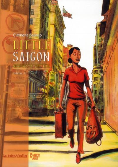 image de mémoires de viet kieu tome 2 - little Saigon