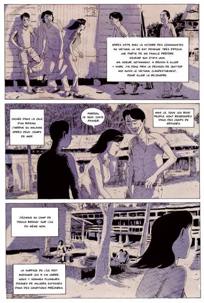 Page 2 mémoires de viet kieu tome 2 - little Saigon