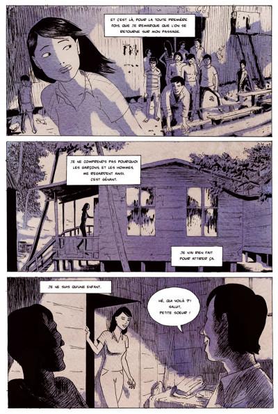 Page 3 mémoires de viet kieu tome 2 - little Saigon