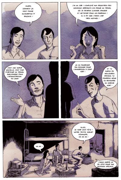 Page 4 mémoires de viet kieu tome 2 - little Saigon