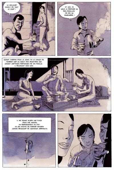 Page 5 mémoires de viet kieu tome 2 - little Saigon