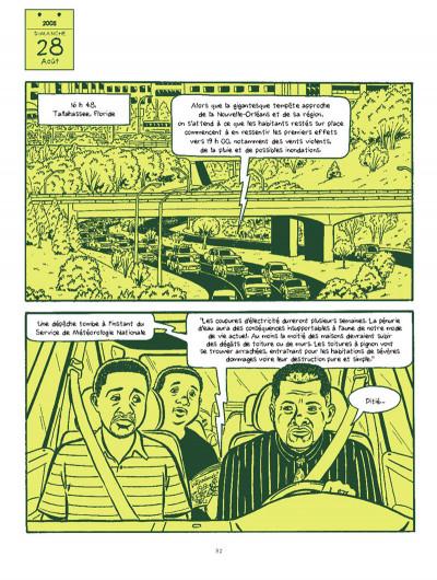 Page 3 A.D. ; la Nouvelle Orléans après le déluge