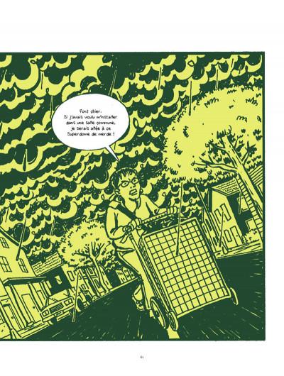Page 6 A.D. ; la Nouvelle Orléans après le déluge