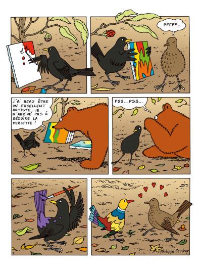 Page 2 l'ours Barnabé ; INTEGRALE VOL.2