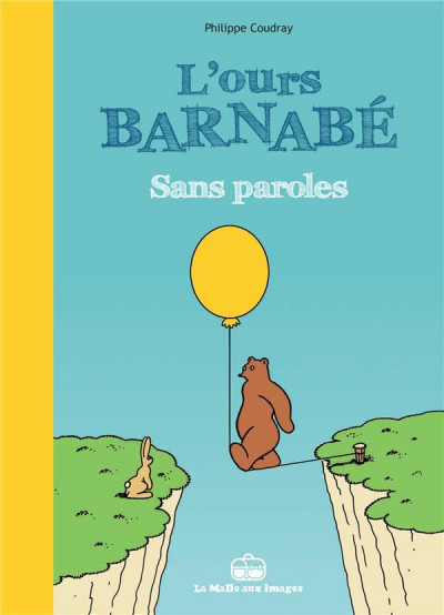 Couverture l'ours Barnabé HORS-SERIE ; sans paroles