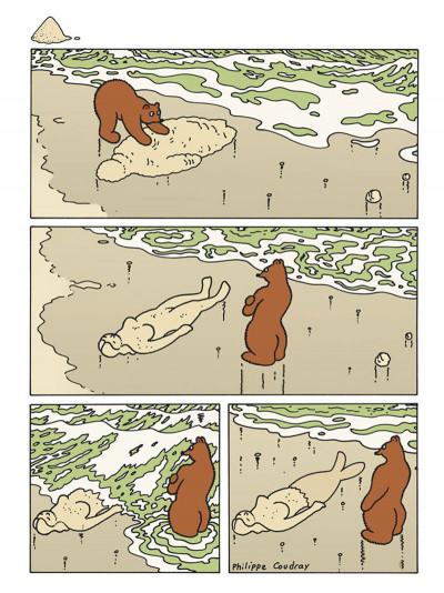 Page 1 l'ours Barnabé HORS-SERIE ; sans paroles