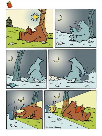 Page 2 l'ours Barnabé HORS-SERIE ; sans paroles