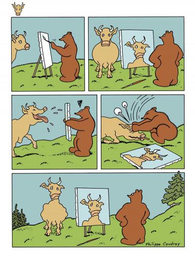 Page 5 l'ours Barnabé HORS-SERIE ; sans paroles