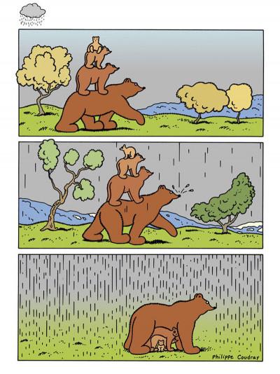 Page 6 l'ours Barnabé HORS-SERIE ; sans paroles