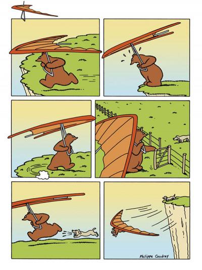 Page 8 l'ours Barnabé HORS-SERIE ; sans paroles