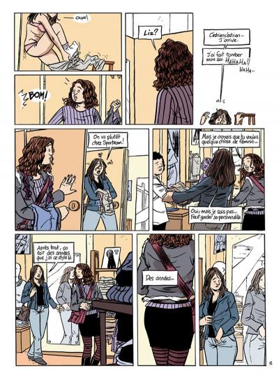 Page 3 ma vie d'adulte