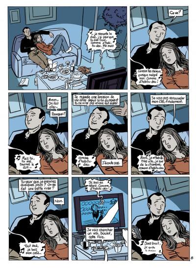 Page 8 ma vie d'adulte