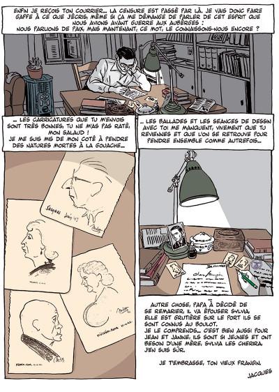 Page 1 Ouvrier, mémoires sous l'occupation tome 2