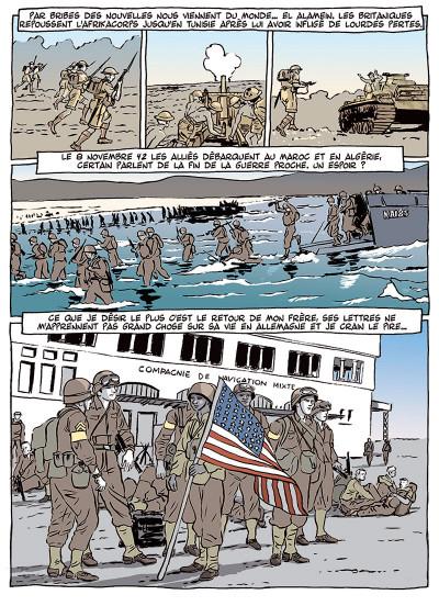 Page 2 Ouvrier, mémoires sous l'occupation tome 2