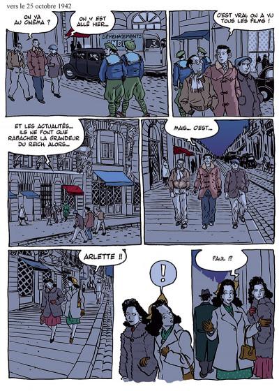 Page 3 Ouvrier, mémoires sous l'occupation tome 2