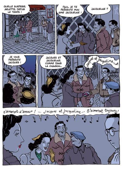 Page 4 Ouvrier, mémoires sous l'occupation tome 2