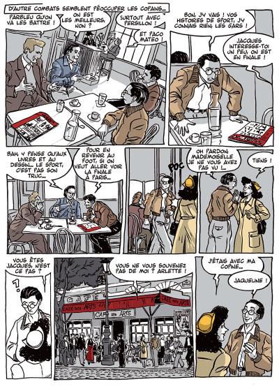Page 7 Ouvrier, mémoires sous l'occupation tome 2