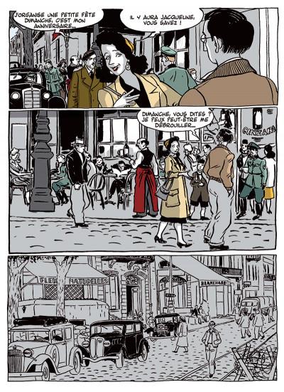 Page 8 Ouvrier, mémoires sous l'occupation tome 2