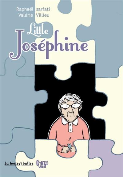 image de little Joséphine