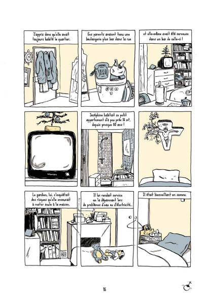 Page 3 little Joséphine