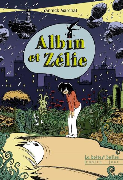 Couverture Albin et Zélie