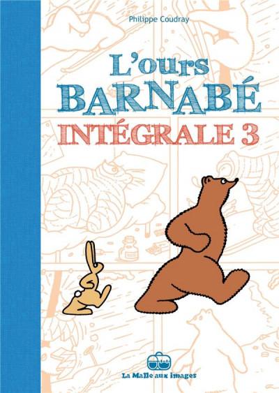 image de l'ours Barnabé - intégrale tome 3
