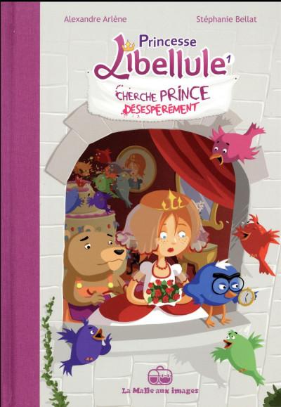 Couverture Princesse Libellule tome 1