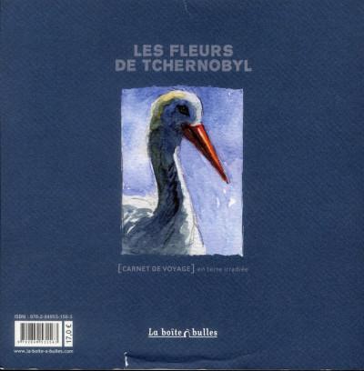 Dos les fleurs de Tchernobyl ; carnet de voyage dans le désert de Russie