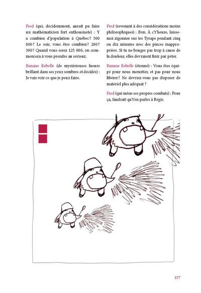 Page 1 je me souviendrai ; 2012 ; mouvement social au Québec