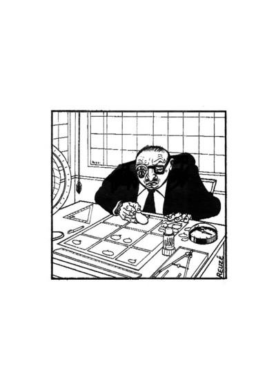 Page 2 Les métiers secrets de la bande dessinée