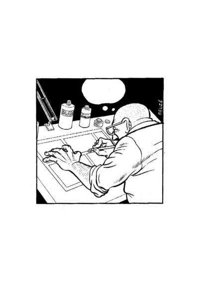 Page 4 Les métiers secrets de la bande dessinée