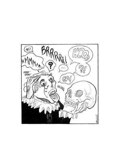 Page 6 Les métiers secrets de la bande dessinée