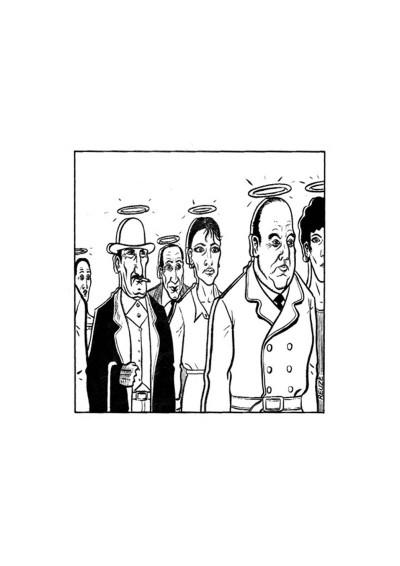Page 8 Les métiers secrets de la bande dessinée
